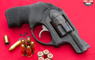 First Look: Ruger LCR 9mm Revolver