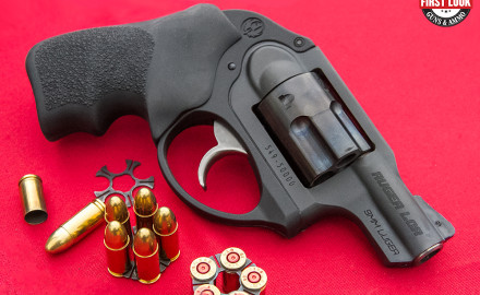 Ruger has extended its LCR line of revolvers to include a 9mm Luger offering that loads and fires
