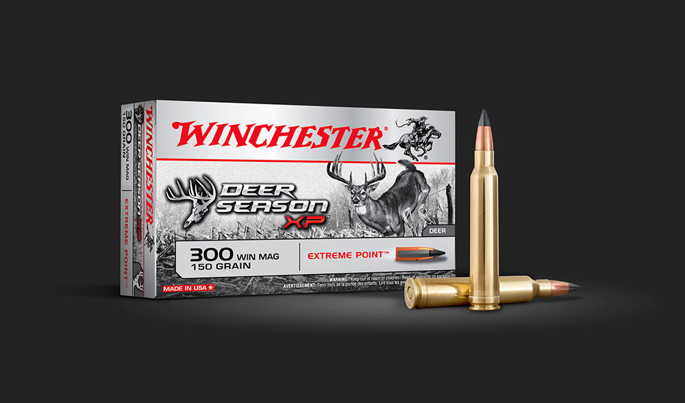 First Look: Winchester Deer Season XP Rifle Ammunition