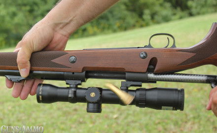 For several years, controlled-round-feed (CRF) rifles have been the standard for hunting dangerous