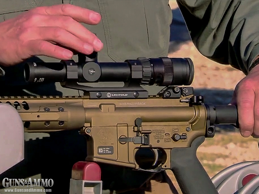 G&A Basics: How to Mount AR Optics - Guns & Ammo