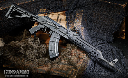 Given its proven reliability in nearly every environment on Earth, the AK is widely recognized as