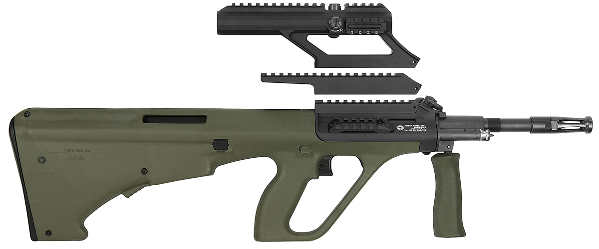 First look steyr aug a3 m1 img steyr arms has introduced its new voltagebd Gallery