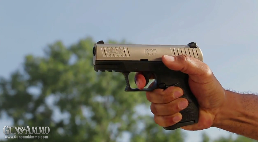 At the Range: Walther CCP 9mm