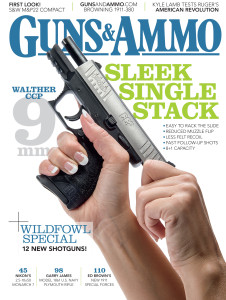 The Browning 1911 .380 was previewed in the Nov. 2014 issue of G&A.