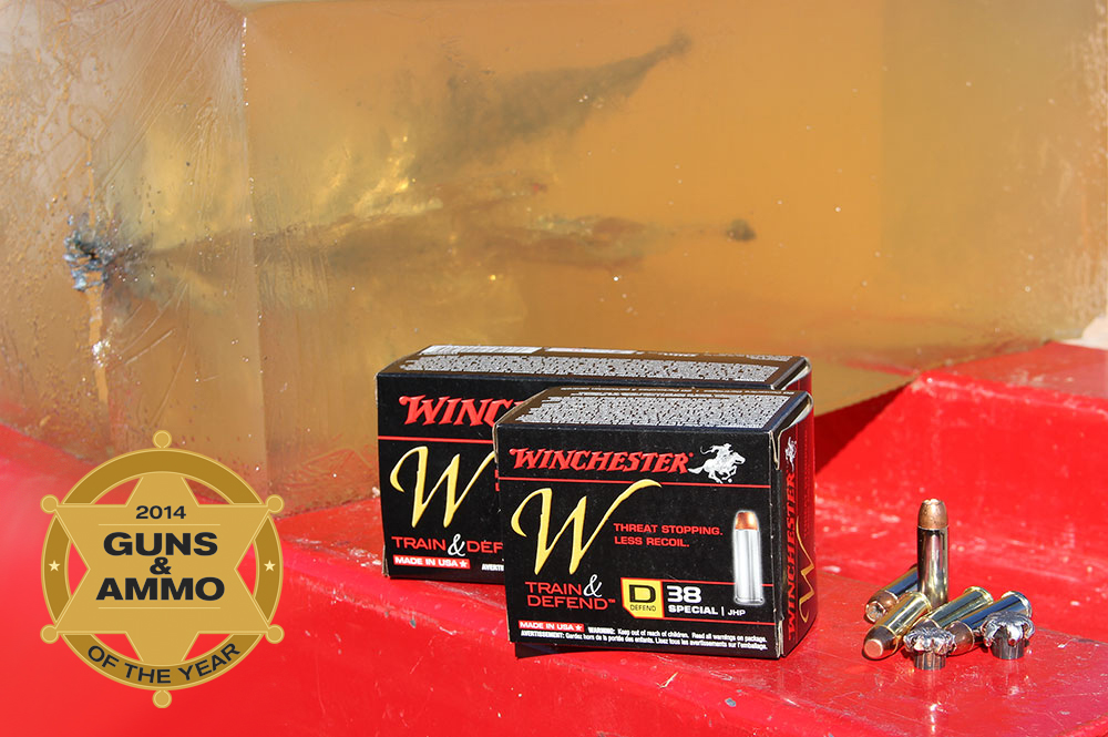 G&A 2014 Ammo of the Year: Winchester Train & Defend