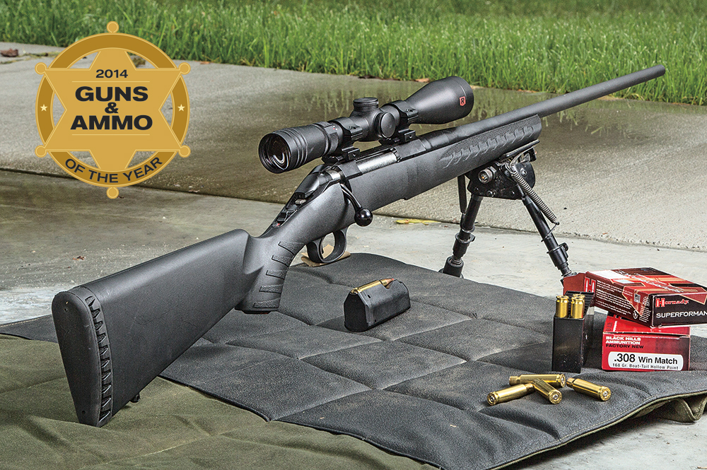 G&A 2014 Rifle of the Year: Ruger American Revolution