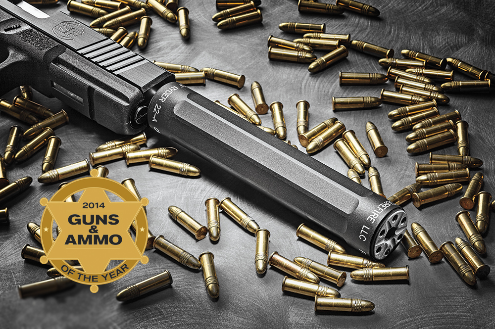 G&A 2014 Suppressor of the Year: SureFire Ryder 22-A