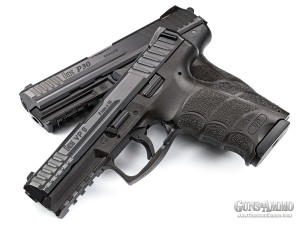 The VP9 and P30 are very similar in size and appearance. They even share the same magazine.