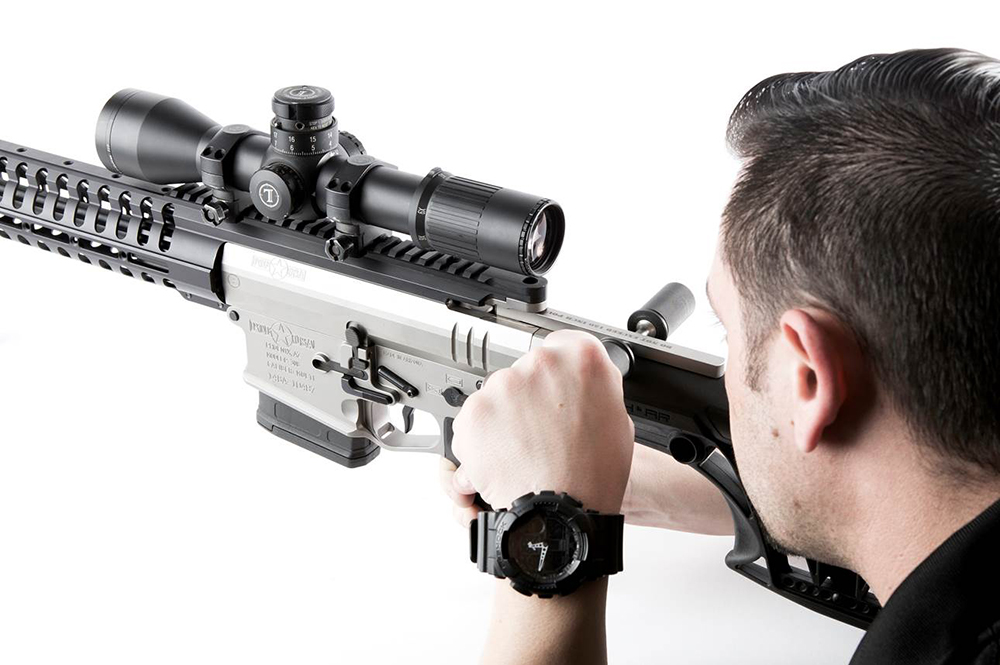 First Look: POF-USA ReVolt Bolt-Action Rifle