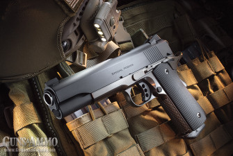 Ed Brown Special Forces 1911 Review