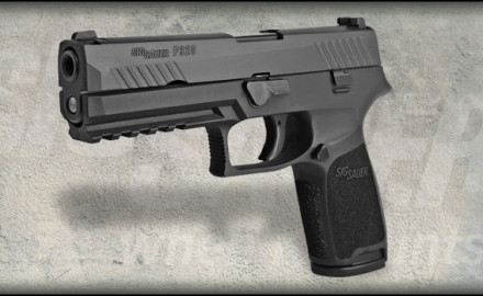 SIG Sauer has launched a new contest in where they are giving away 20 new P320 pistols. Two