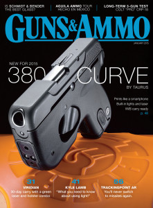Check out the full review of the Taurus Curve pistol in the January 2015 issue of Guns & Ammo. Subscribe here to print, digital or both.