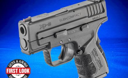 The dawn of a new generation has arrived with the new Springfield Armory XD Mod. 2 Sub-Compact