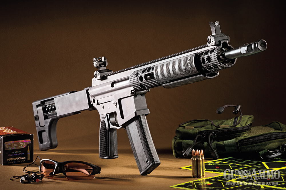 How New York Lost: Troy's Pump Action Rifle (PAR) - Guns ...