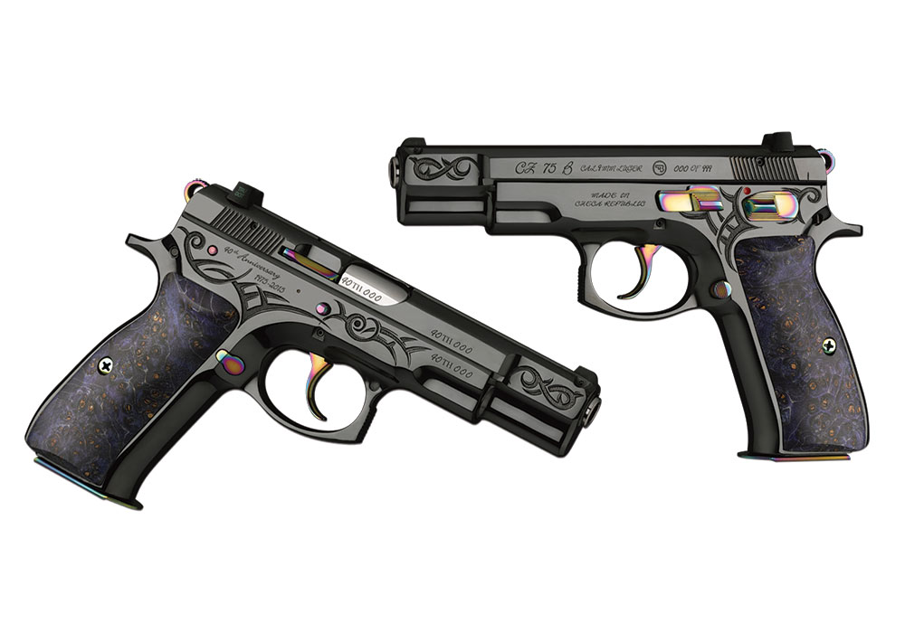 First Look: New CZ-USA Firearms for 2015