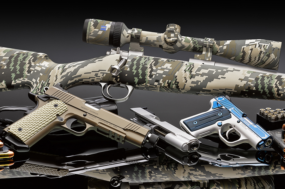 First Look: New Guns from Kimber in 2015