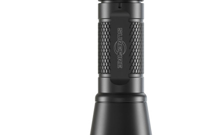 SureFire is introducing an auto-adjusting version of its popular P2X Fury flashlight for 2015.  The