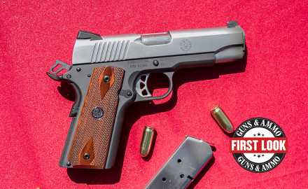 Ruger has introduced the SR 1911 Lightweight Commander, a new compact version of its popular