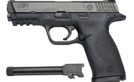Smith & Wesson has added two new versions of its popular M&P pistol that come with an