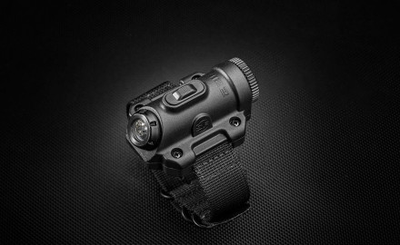 In 2014 SureFire added the 2211 Luminox Wrist Light to its lineup of hands-free wrist lights. For