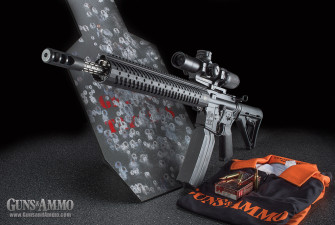 "Colt Competition ""Pro"" CRP-18 Rifle Review"