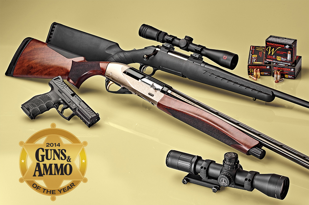 For the first time in a decade, editors at G&A met to choose some of the best products in the firearms industry.