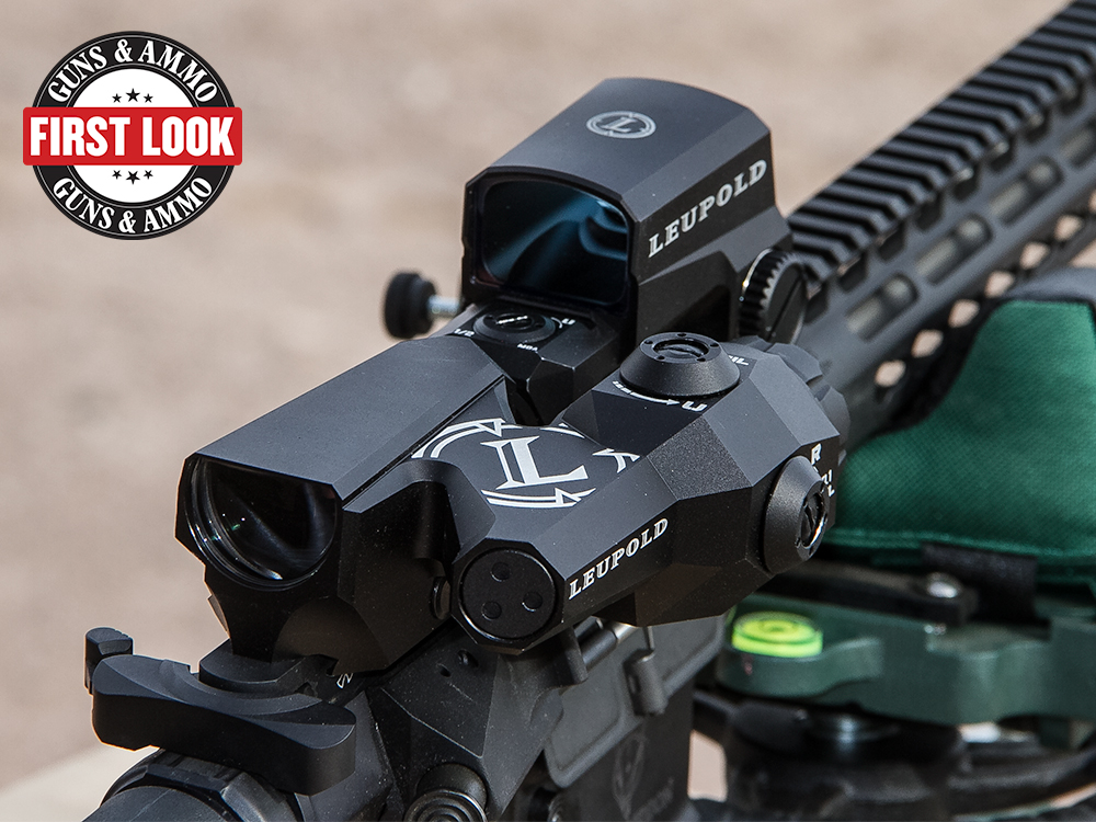 First Look: Leupold D-EVO Rifle Optic