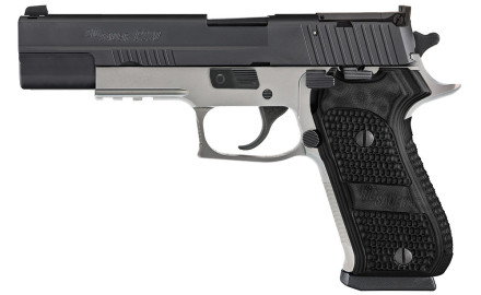 SIG Sauer 10mm P220 Match Elite
