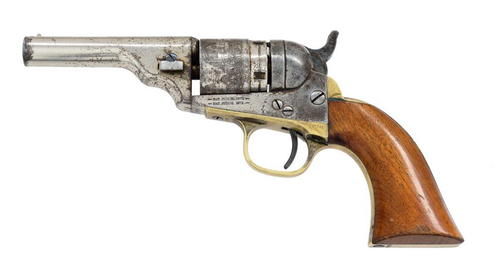 Colt_Pocket_Cartridge_revolver