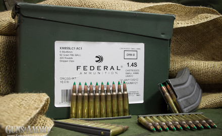 UPDATE 4/10/15: The ATF has rescinded their proposed ban on M855 ammo. Read the update here.   The