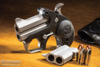 Little Big Shot: Bond Arms Backup Review