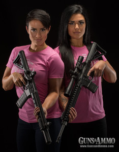 NSSF research shows more women than ever are buying guns and using them regularly. Photo by Sean Utley