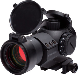 For minimalist shooters, the Bushnell Elite Tactical CQTS is just right.