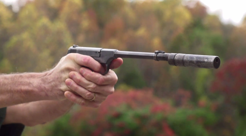 At the Range: History of Suppressors