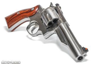 Ruger Redhawk Revolver Review