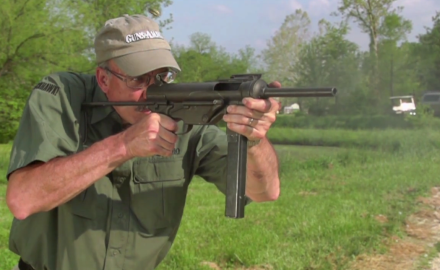 The G & A crew reviews the Class III .45 Auto