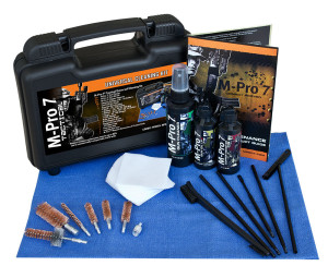The MPro 7 Universal Kit includes useful tools that fit into a compact hard case.