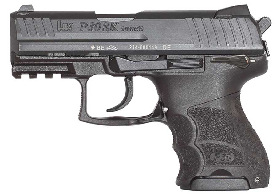 First Look: HK P30SK Subcompact