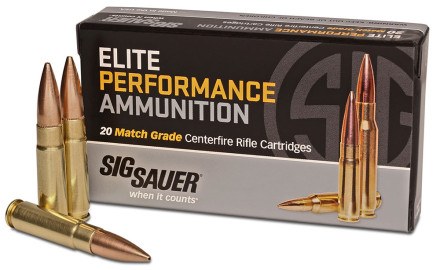 Ever since SIG Sauer introduced its Elite Performance Ammunition line in 2014, the company has