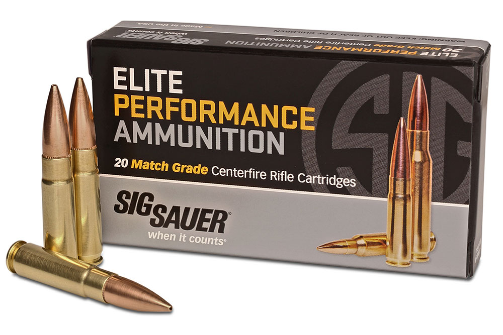 First Look: SIG Sauer Supersonic .300 Blackout Ammo