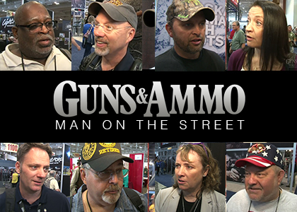 Man on the Street: 2016 Presidential Election & Gun Owners