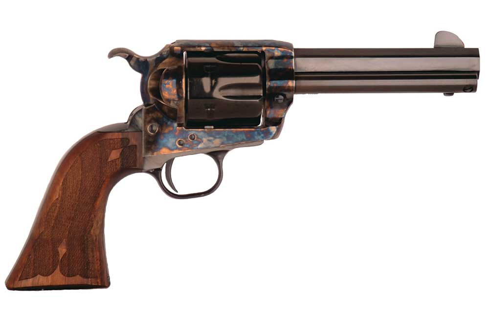 First Look: Cimarron Eliminator Series Revolvers