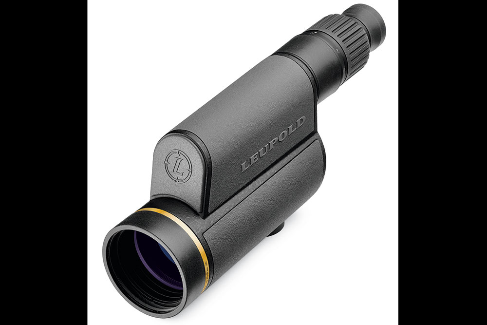 Leupold Redesigns Gold Ring Spotting Scopes