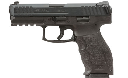 Heckler & Koch has announced that it is adding a .40-caliber model to its new VP striker-fired