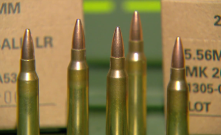 David Fortier sits down with Jeff Hoffman of Black Hills Ammunition to discuss the 5.56 load.