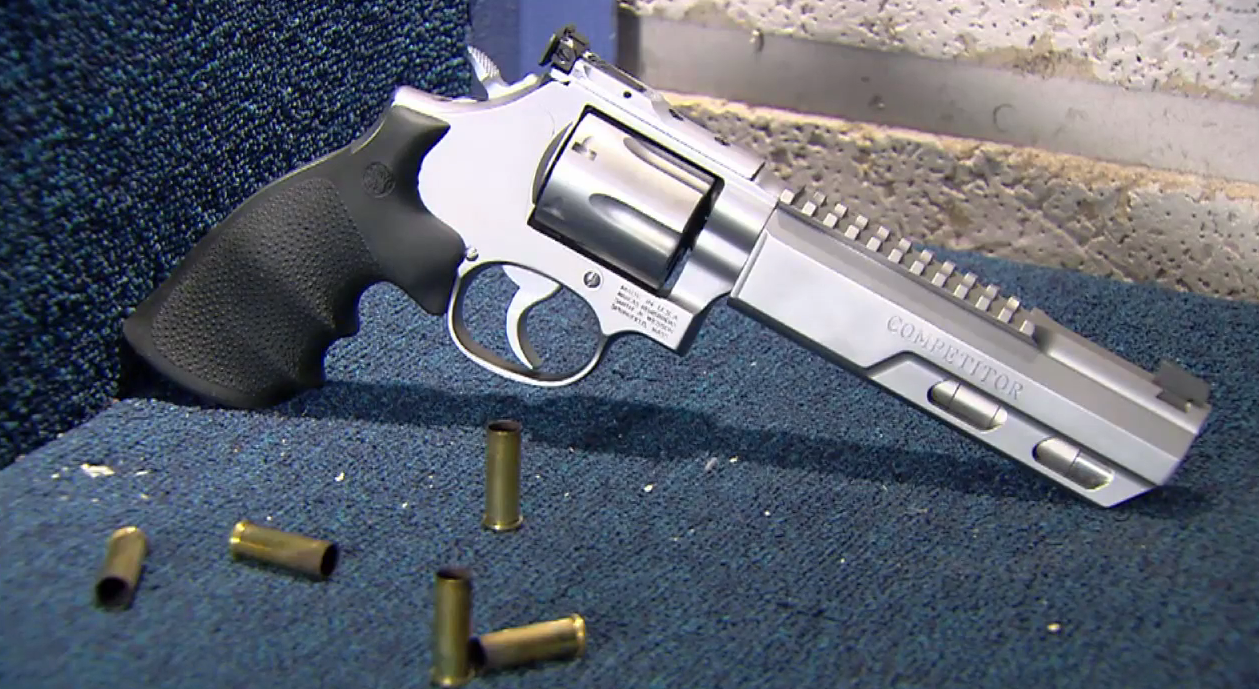 S&W 686 Competitor