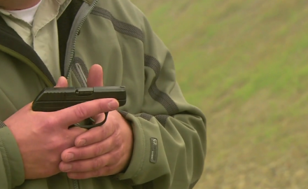 Richard Nance discusses the use of a .380 as a good concealed carry handgun for self defense.