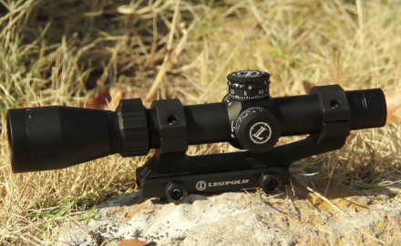 Kyle Lamb and Craig Boddington tell you everything you need to know about the Mark AR Mod 1 scopes