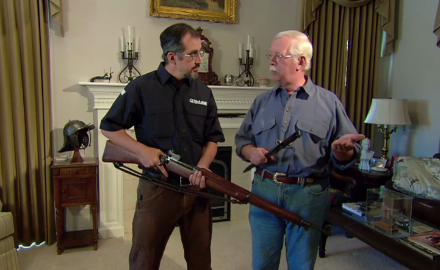 David Fortier and Garry James provide all the details surrounding the birth of the 1917 Enfield